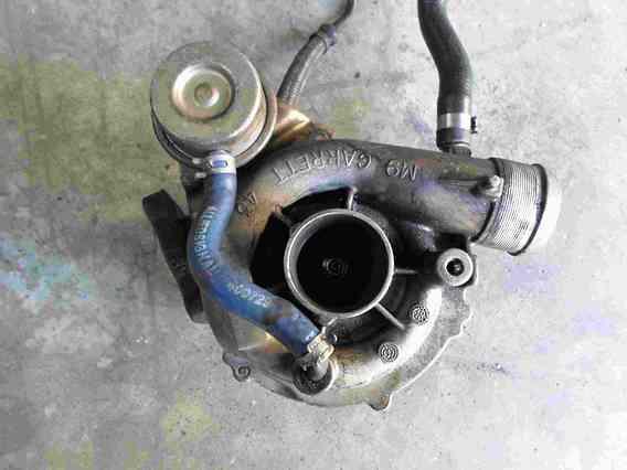TURBOSUFLANTA Peugeot Partner diesel 2000 - Poza 1