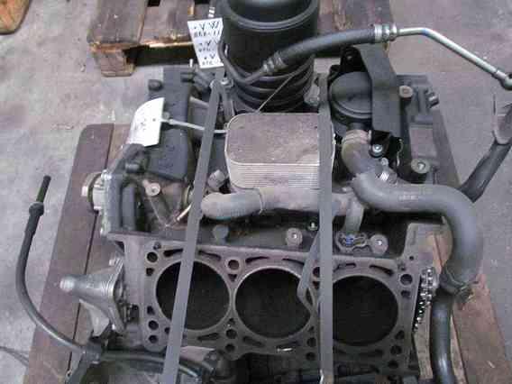 BLOC MOTOR Audi Q7 diesel 2007 - Poza 1