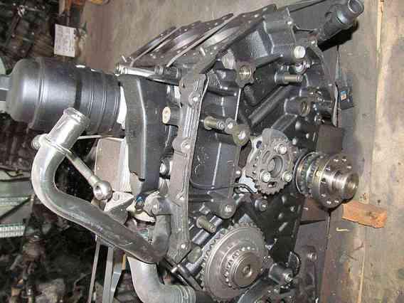 BLOC MOTOR Audi Q7 diesel 2007 - Poza 2