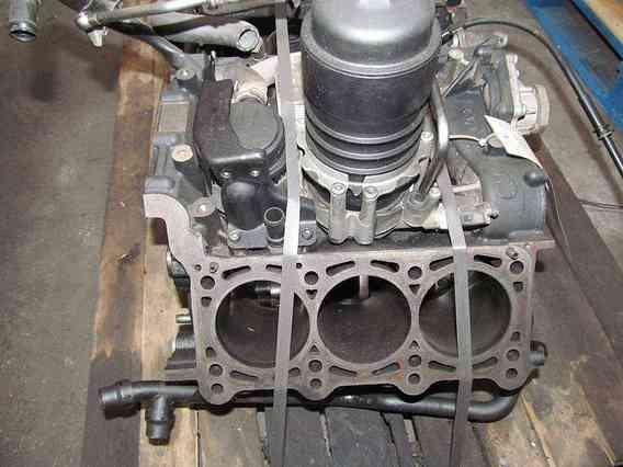 BLOC MOTOR Audi Q7 diesel 2007 - Poza 3
