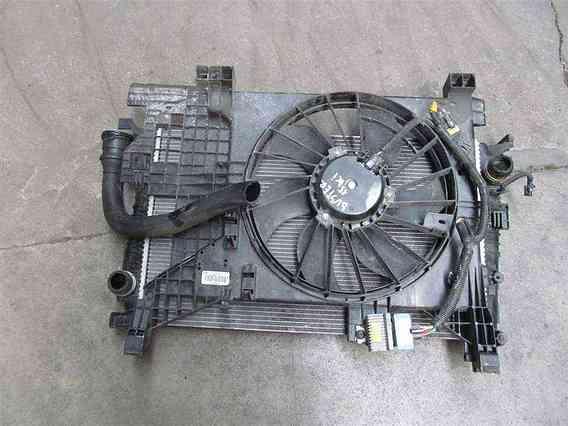 ELECTROVENTILATOR (GMV) Dacia Duster diesel 2011 - Poza 1