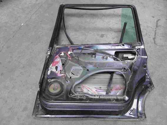 USA DREAPTA SPATE  Opel Zafira 2003 - Poza 2