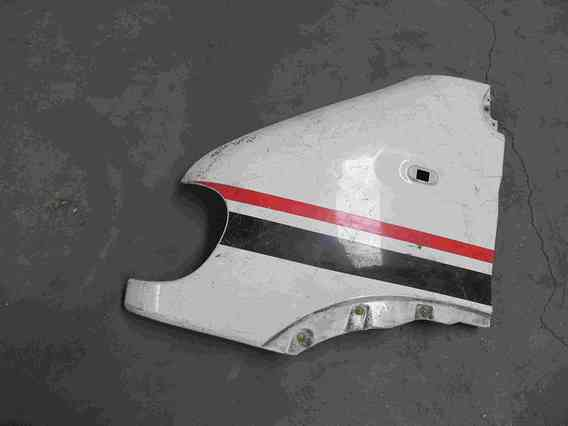 ARIPA FATA STANGA Renault Master 2002 - Poza 1