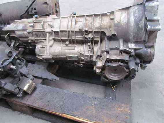 CUTIE VITEZA AUTOMATA Audi Allroad benzina 2003 - Poza 4