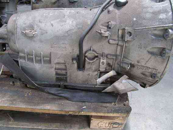 CUTIE VITEZA AUTOMATA Mercedes CLK benzina 2004 - Poza 4